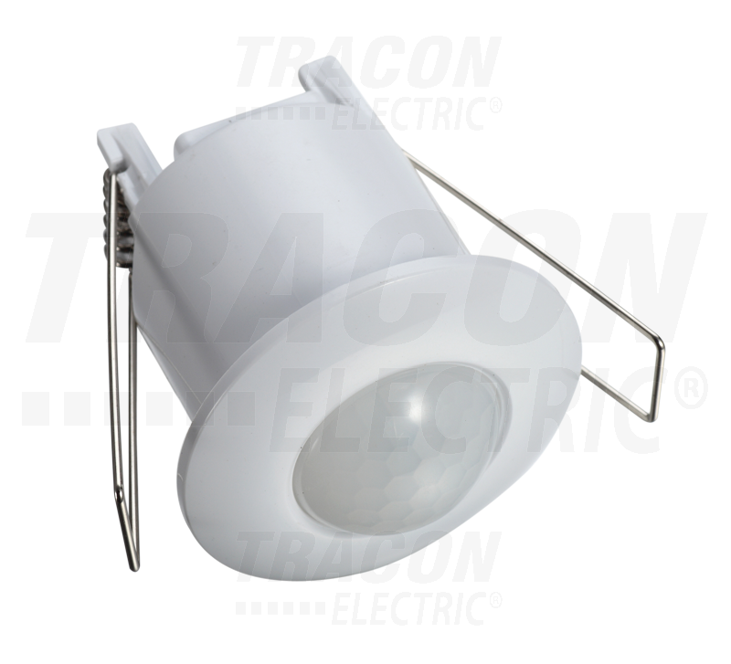 TMB-061M Motion PIR sensor recessed mini white 230V 360° 1-6 m 10 s-15 min 3-2000lux IP20 11.13200 EUR 14.13764 EUR  sc 1 st  Tracon Electric & Infrared motion sensor indoor u2013 Motion sensor switch ... azcodes.com
