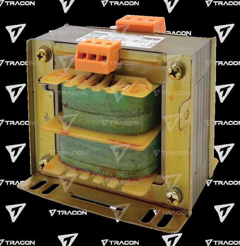monophase isolating safety transformer 230 400v 12 24v max 600va one phase insulating. Black Bedroom Furniture Sets. Home Design Ideas